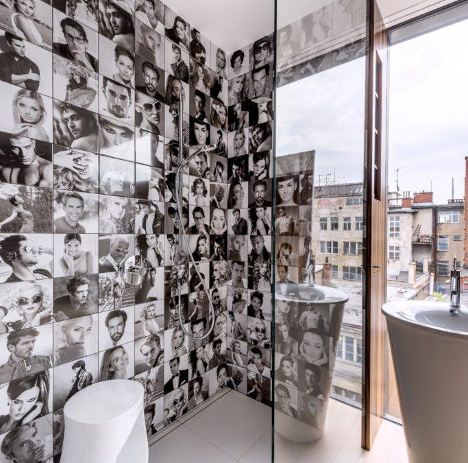 Soukromý byt v Brně vybaven odtokovými žlaby UNIDRAIN®